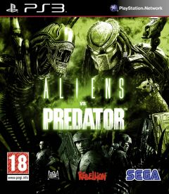 ALIEN VS  PREDATOR I