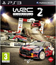 WRC 2 FIA WORLD RALLY CHAMPIONSHIP