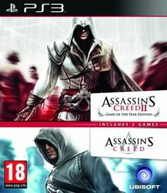 ASSASSIN'S CREED + ASSASSIN'S CREED 2 COMPILATION