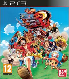 ONE PIECE UNLIMITED WORLD RED(DAY ONE EDITION)