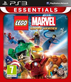 LEGO MARVEL SUPERHEROES (ESSENTIALS)