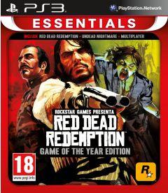 RED DEAD REDEMPTION GOTY (ESSENTIALS)