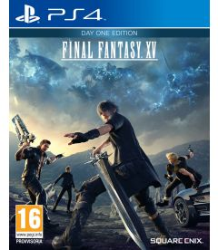 FINAL FANTASY 15 (DAYONE EDITION)