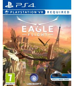 EAGLE FLIGHT (VR RICHIESTO)