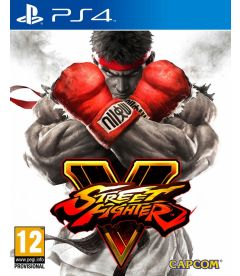 STREET FIGHTER 5 (EU)