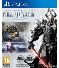 FINAL FANTASY 14 (THE COMPLETE EDITION)