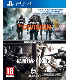 TOM CLANCY'S RAINBOW SIX SIEGE+THE DIVISION (COMPILATION ED)
