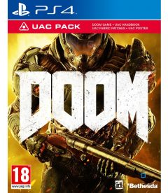 DOOM (UAC EDITION, EU)