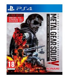 METAL GEAR SOLID 5 DEFINITIVE EXPERIENCE (EU)