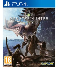 MONSTER HUNTER WORLD (EU)
