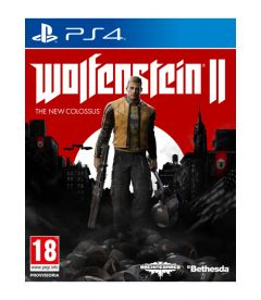 WOLFENSTEIN 2: THE NEW COLOSSUS (EU)