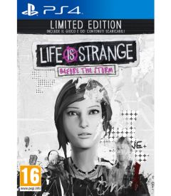 LIFE IS STRANGE BEFORE THE STORM (LIMITED EDITION)