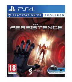 THE PERSISTENCE (VR RICHIESTO)