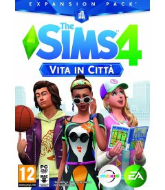 THE SIMS 4 VITA IN CITTA'