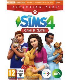 THE SIMS 4 CANI E GATTI (CODICE DI ATTIVAZIONE)