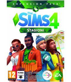 THE SIMS 4 STAGIONI (CODICE DI ATTIVAZIONE)