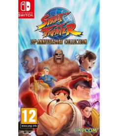 STREET FIGHTER 30TH ANNIVERSARY COLLECTION (EU)