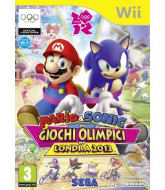 MARIO E SONIC AI GIOCHI OLIMPICI DI LONDRA 2012