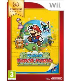 SUPER PAPER MARIO (SELECTS)