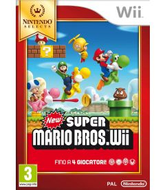 NEW SUPER MARIO BROS WII (SELECTS)