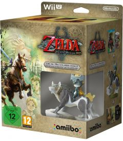 THE LEGEND OF ZELDA: TWILIGHT PRINCESS HD (LIMITED EDITION)