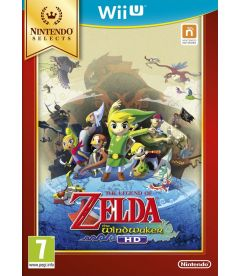 THE LEGEND OF ZELDA THE WIND WAKER HD (SELECTS)