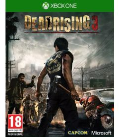 DEAD RISING 3 DAY 1 EDITION
