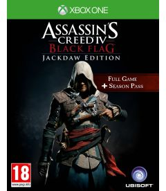 ASSASSIN'S CREED 4 BLACK FLAG (JACKDAW EDITION)