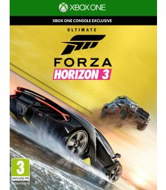 FORZA HORIZON 3 (ULTIMATE EDITON)
