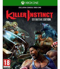 KILLER INSTINCT (FINITE EDITION)