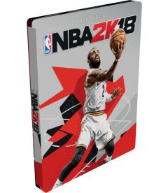 NBA 2K18 (STEELBOOK EDITION)