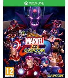 MARVEL VS. CAPCOM INFINITE (EU)