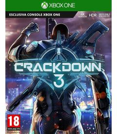 CRACKDOWN 3 (EU)