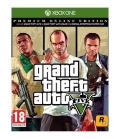 GTA 5 (PREMIUM ONLINE EDITION)