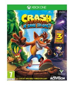 CRASH BANDICOOT N.SANE TRILOGY (EU)