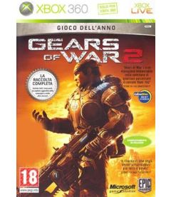 GEARS OF WAR 2 GAME OF THE YEAR
