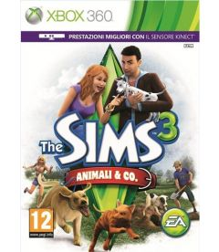 THE SIMS 3 ANIMALI CO