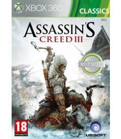 ASSASSIN'S CREED 3 (CLASSICS)