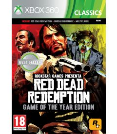 RED DEAD REDEMPTION GOTY (CLASSICS)