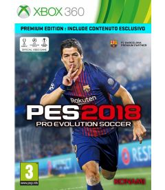 PRO EVOLUTION SOCCER 2018 (PREMIUM EDITION, EU)