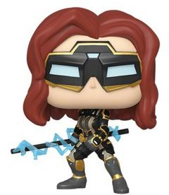 FUNKO POP! AVENGERS GAME - BLACK WIDOW STARK TECH SUIT(9CM)