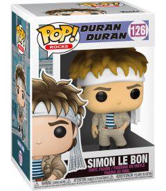 FUNKO POP! DURAN DURAN - SIMON LE BON (9 CM)