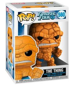 FUNKO POP! MARVEL FANTASTIC FOUR - THE THING (9 CM)