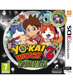 YO-KAI WATCH 2 SPIRITOSSI (SPECIAL EDITION)