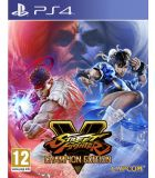 STREET FIGHTER 5 CHAMPION EDITION (EU)