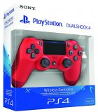 CONTROLLER DUALSHOCK 4 V2 (MAGMA RED)
