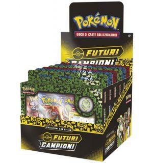 Pokemon - Spada E Scudo 3.5 Futuri Campioni (Pin Box, Soggetti Vari)