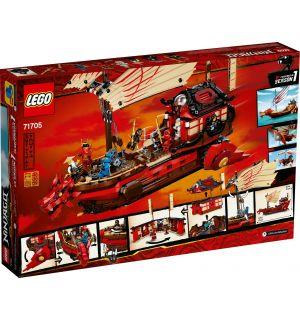 LEGO NINJAGO - BOUNTY DEL DESTINO