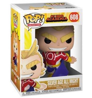 Funko Pop! My Hero Academia - All Might Silver Age (9 cm)