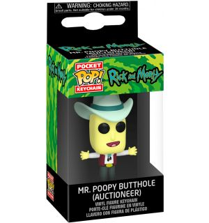 Pocket Pop! Rick and Morty - Mr. Poopy Butthole